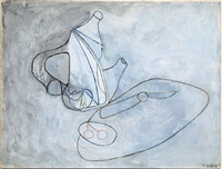 untitled (still life) by françoise gilot