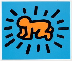 icons by keith haring
