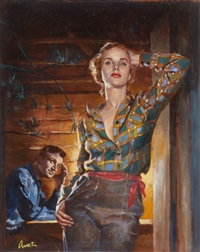 beyond the forest by james avati