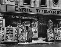 lyric theatre by berenice abbott