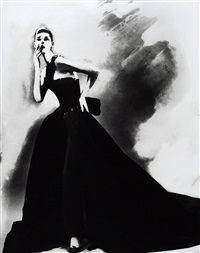 fashion by lillian bassman