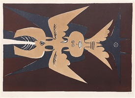 embleme by wifredo lam