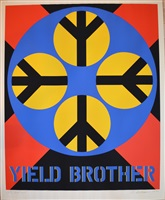yield brother by robert indiana