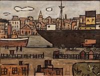 puerto by joaquín torres garcía