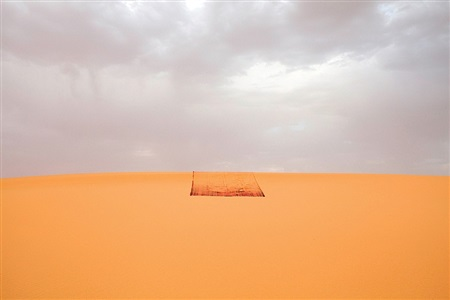 tuareg carpet - sahara by alfredo destéfano