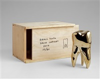 brass tooth by david shrigley