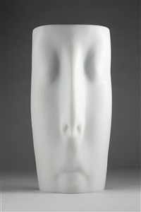 study for laura by jaume plensa