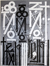 eastern realm (silver) by retna