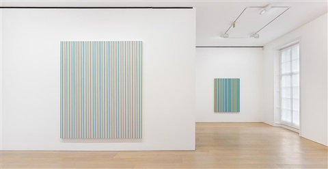 bridget riley the stripe paintings 1961-2014 by bridget riley