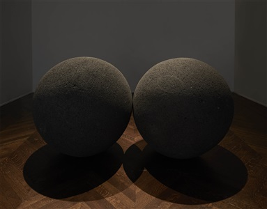 james lee byars is is and other works by james lee byars