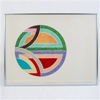 sinjerli variations by frank stella