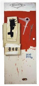 heaven by jean-michel basquiat