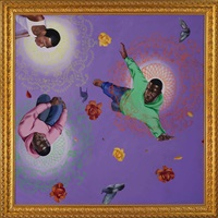 easter realness n.3 by kehinde wiley