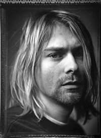 kurt cobain, kalamazoo, michigan, 1993 by mark seliger