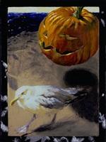 murder of gull by jamie wyeth