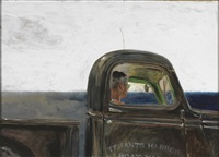 the pickup by jamie wyeth