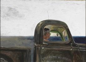 the pickup by jamie wyeth