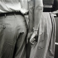 untitled, new york, new york, usa, 1954 (ii) by vivian maier