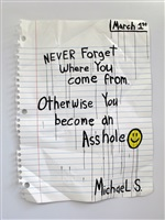 never forget by michael scoggins