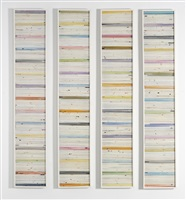 cuatro modulos - serie papiros by alejandra padilla
