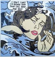 ode to lichtenstein by michael kalish
