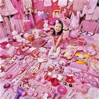 the pink project - seohyun and her pink things by yoon jeongmee