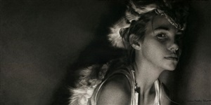 casey and the coyote (the shaman) by annie murphy-robinson