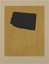 oy/yo by robert motherwell