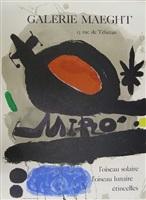 l'oiseau solaire by joan miró