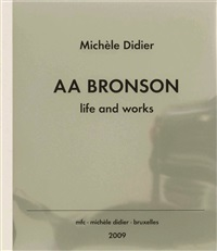 life and works by aa bronson