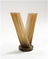 "sonambient (""v"") by harry bertoia"