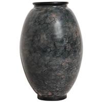 stoneware vase by émile decoeur