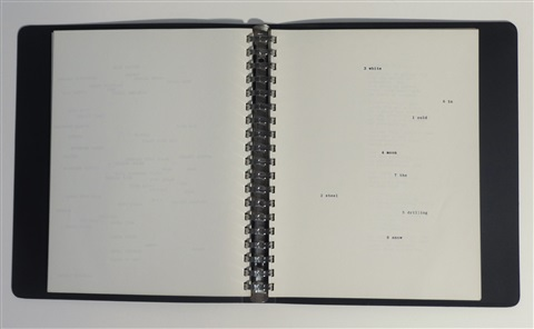 carl andre material word by carl andre