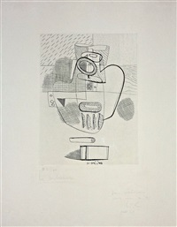 nature morte by le corbusier