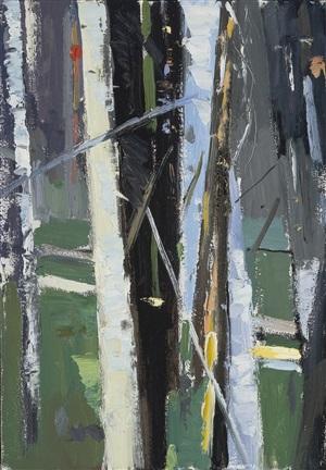 woodlands no. 54 by david slonim