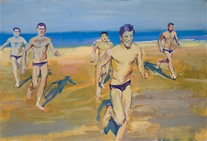 beautiful runners by mcwillie chambers