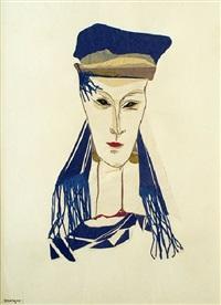 masque by hilla rebay von ehrenwiesen
