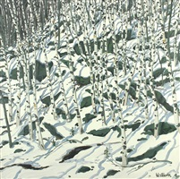 old avalanche by neil welliver