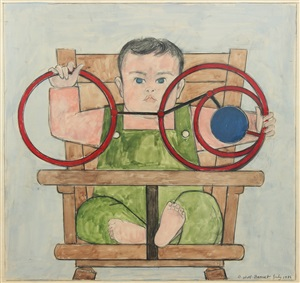 high chair by will barnet