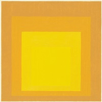homage to the square (jaaf 1976.1.331) by josef albers