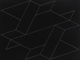 structural constellation n-37 by josef albers