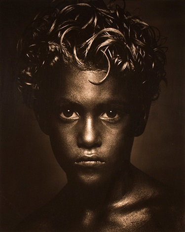 golden boy, new york city by albert watson