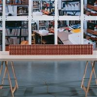 the new five foot shelf by allen ruppersberg