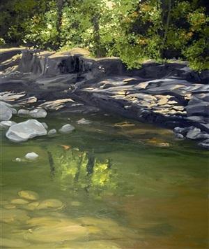 geddes run creek 1 by diane burko