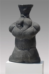 concrete torso by jeff muhs