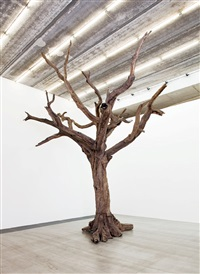 tree #6 by ai weiwei