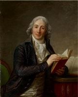portrait du ministre etienne de joly by antoine vestier