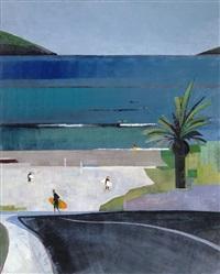 manhattan beach-mon amour by john evans