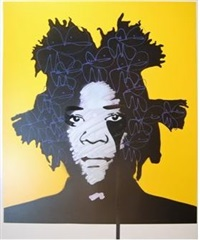 jean-michel basquiat's nightmare by pure evil