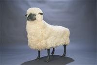 mouton de laine by françois-xavier lalanne